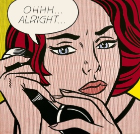 Roy Lichtenstein - Ohhh… Alright…, 1964, © Estate of Roy Lichtenstein